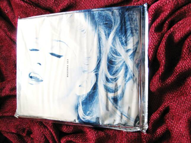 Cd edition french madonna sex sex